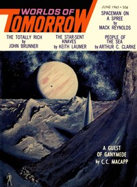 Cover of the book Spaceman on a Spree by Mack Reynolds