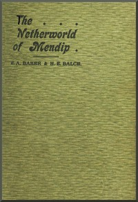 Cover of the book The Netherworld of Mendip by Ernest A. Baker
