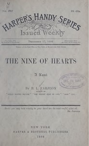 Cover of the book The Nine of Hearts by B. L. (Benjamin Leopold) Farjeon