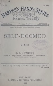 Cover of the book Self-Doomed by B. L. (Benjamin Leopold) Farjeon