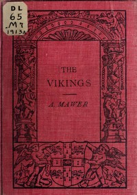 Cover of the book The Vikings by Allen Mawer