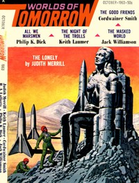 Cover of the book The Night of the Trolls by Keith Laumer
