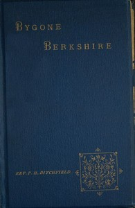 Cover of the book Bygone Berkshire by Various