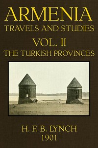 cover for book Armenia (Volume 2 of 2)