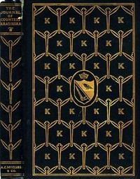 Cover of the book The journal of Countess Françoise Krasinska, great grandmother of Victor Emmanuel by Klementyna Tanska-Hoffmanowa