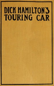 cover for book Dick Hamilton's Touring Car