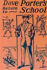 cover for book Dave Porter's Return to School