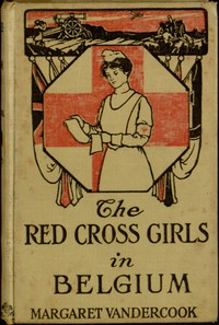 cover for book The Red Cross Girls in Belgium