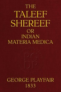 cover for book The Taleef Shereef