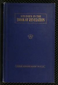 cover for book Studies in the Book of Revelation