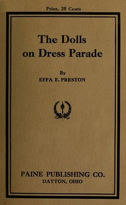 Cover of the book The Dolls on Dress Parade by Effa E. Preston