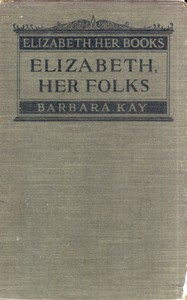 cover for book Elizabeth, Her Folks