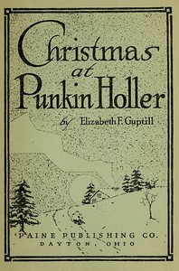 cover for book Christmas at Punkin Holler