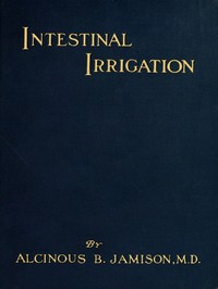 cover for book Intestinal Irrigation