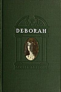 Cover of the book Deborah by James M. (James Meeker) Ludlow