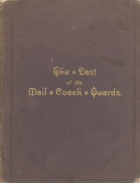 cover for book Old Coaching Days