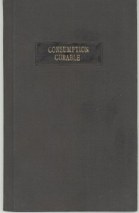cover for book Consumption Curable