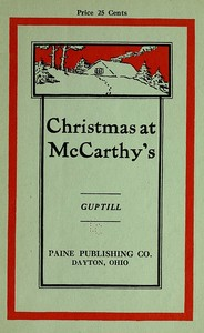 cover for book Christmas at McCarthy's