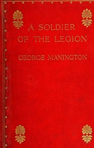 cover for book A Soldier of the Legion