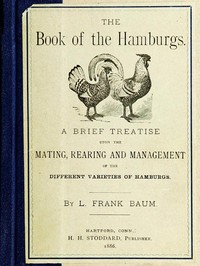 cover for book The Book of the Hamburgs