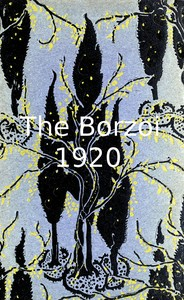 cover for book The Borzoi 1920