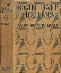 cover for book Right Half Hollins