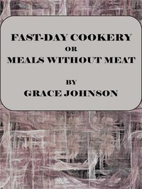cover for book Fast-Day Cookery