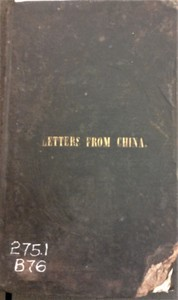 cover for book Letters to Children