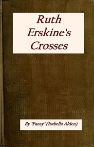 cover for book Ruth Erskine's Cross