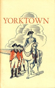 cover for book Yorktown and the Siege of 1781