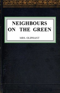 cover for book Neighbours on the Green; My Faithful Johnny