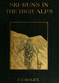 cover for book Ski-runs in the High Alps