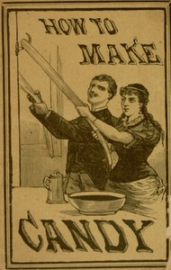 Cover of the book How To Make Candy by Various