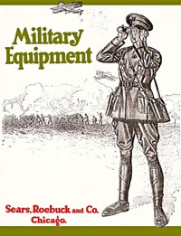 cover for book 1917 Military Equipment: