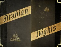 cover for book A Plain and Literal Translation of the Arabian Nights Entertainments, now entituled The Book of the Thousand Nights and a Night (5 of 17)