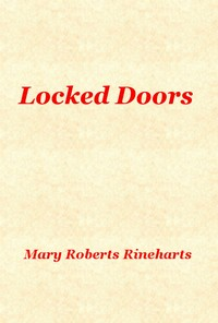 cover for book Locked Doors