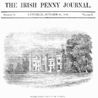 cover for book The Irish Penny Journal, Vol. 1, No. 18, October 31, 1840