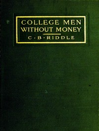 cover for book College Men Without Money