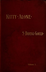 Cover of the book Kitty Alone (vol 1 of 3) by S. (Sabine) Baring-Gould