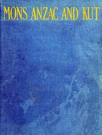 cover for book Mons, Anzac and Kut