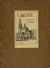 cover for book Cardiff; A Sketch-Book