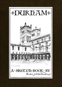 cover for book Durham; A Sketch-Book