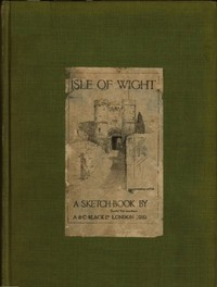 cover for book Isle of Wight; A Sketch-Book