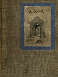 cover for book Norwich; A Sketch-Book