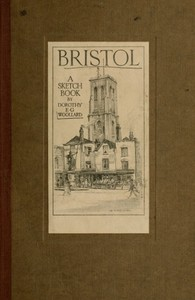 cover for book Bristol; A Sketch-Book
