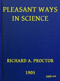 cover for book Pleasant Ways in Science