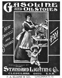 cover for book The Standard Lighting Company Catalogue for 1901