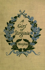 cover for book A Girl of Virginia