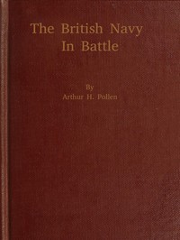 cover for book The British Navy in Battle