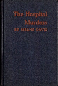cover for book The Hospital Murders